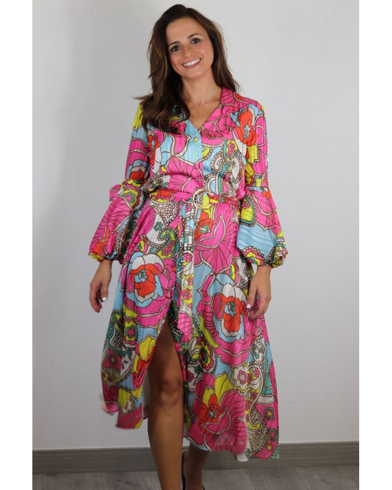 Vestido Carla Ruiz Corto