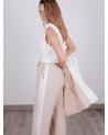 Vestido Corto Brocado Matilde Cano