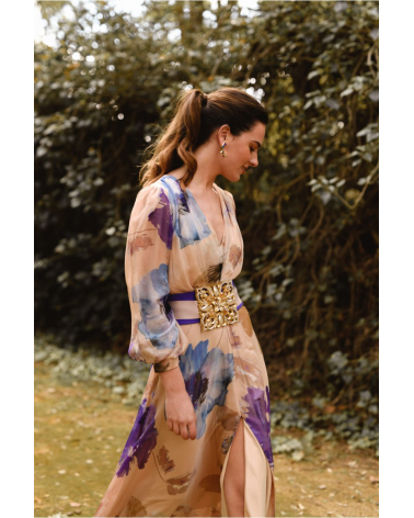 Vestido Largo Matilde Cano