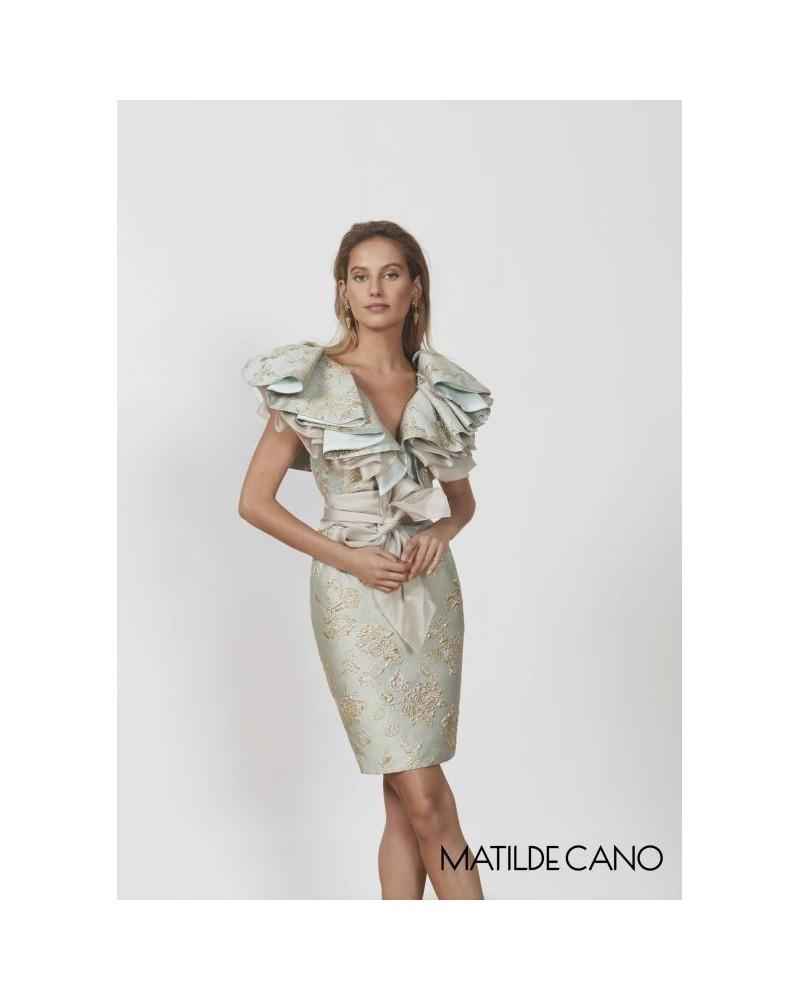 Vestido Almagores Corto