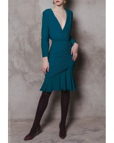 Vestido Estampado Matilde Cano