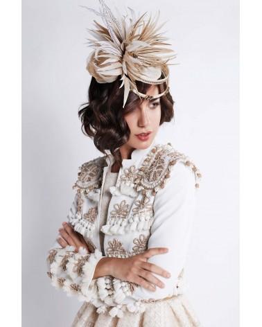 Vestido Matilde Cano Corto Piqué